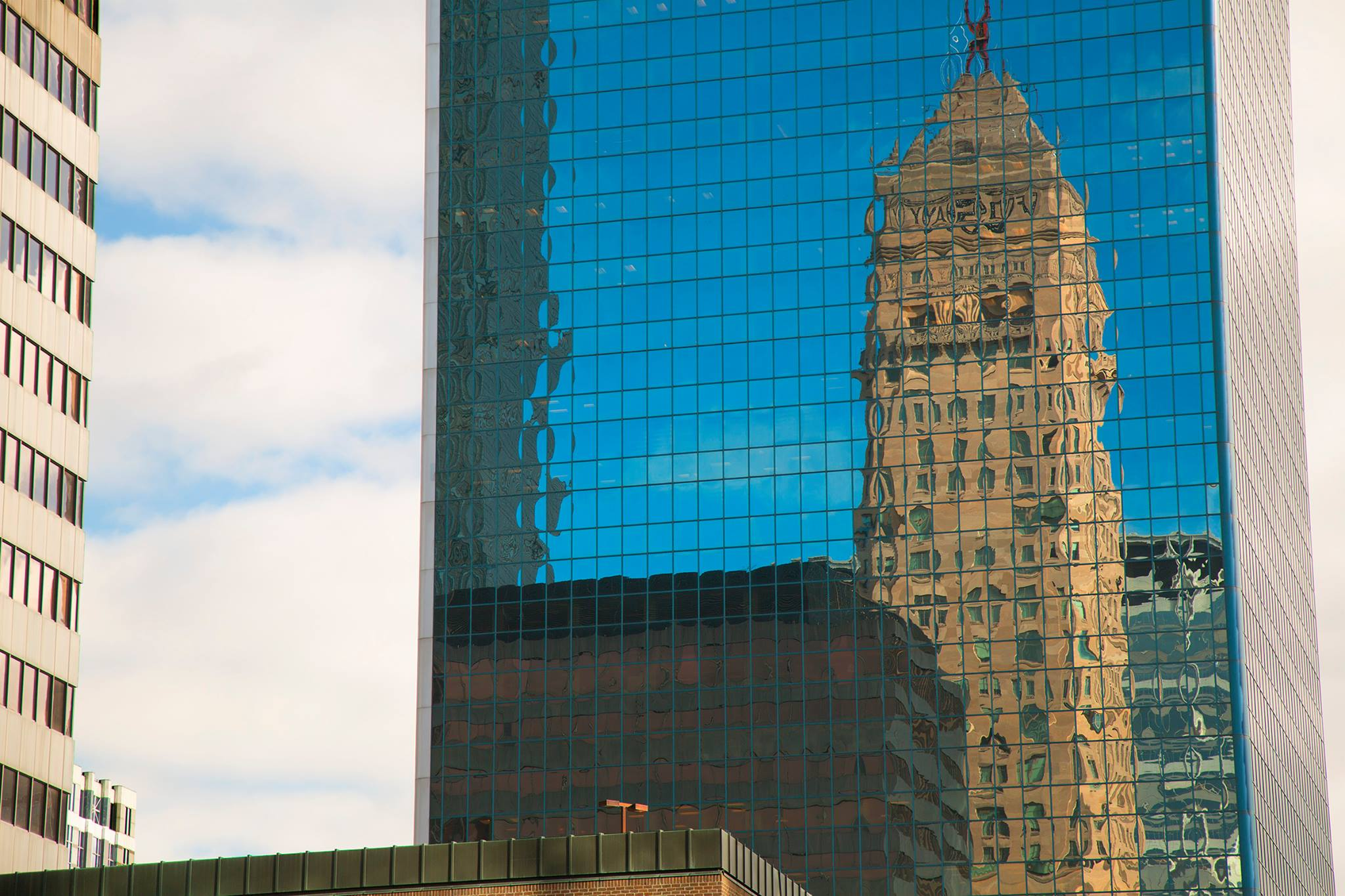 Reflections of the Foshay